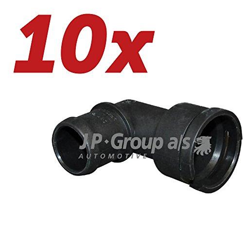 10x JP Group Kühlmittelflansch