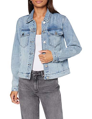 ONLY Damen ONLMARIAH Light Blue Denim Jacket Jeansjacke, 42