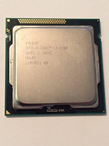 Intel Core i3-2100 3,10GHz 3MB Sockel 1155 Desktop Computer CPU Prozessor SR05C