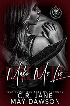 Make Me Lie: A Dark Enemies to Lovers College Romance (Rich Demons of Darkwood Book 1) by [C.R. Jane, May Dawson]