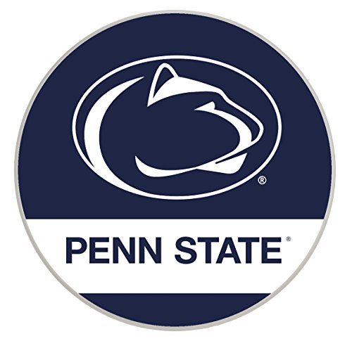 Penn State Nittany Lions Paper Coaster 4 Pack