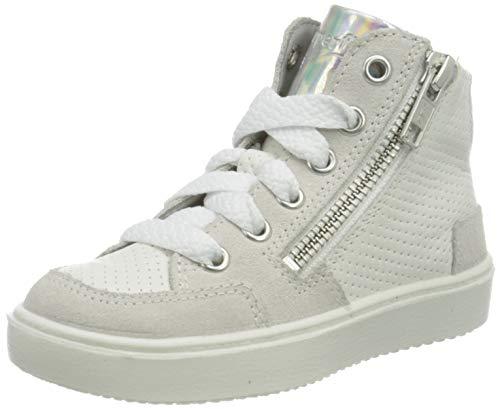 Superfit Heaven Sneaker, Weiss/Silber, 36 EU