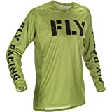 Fly Racing 2020 Lite Hydrogen Jersey - Military LE (Medium) (Military Green)