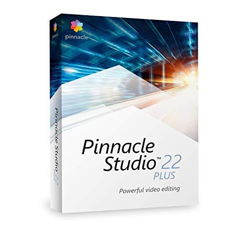 Preisvergleich Produktbild Pinnacle Studio 22 Plus,  Deutsch