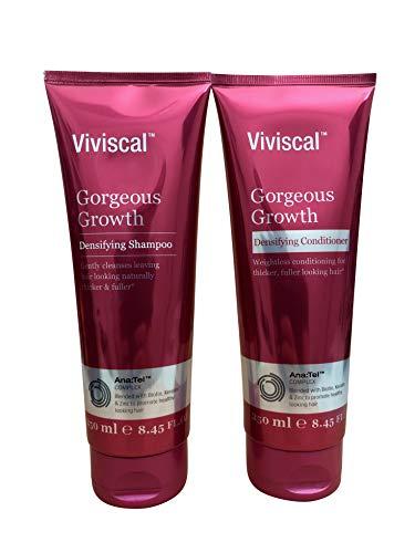 Viviscal Densifying Shampoo and Conditioner 8.45 Oz set