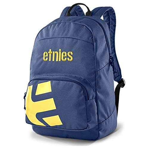 Etnies Locker Backpack One Size Navy/yellow