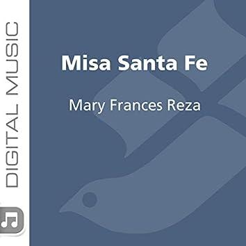 Misa Santa Fe
