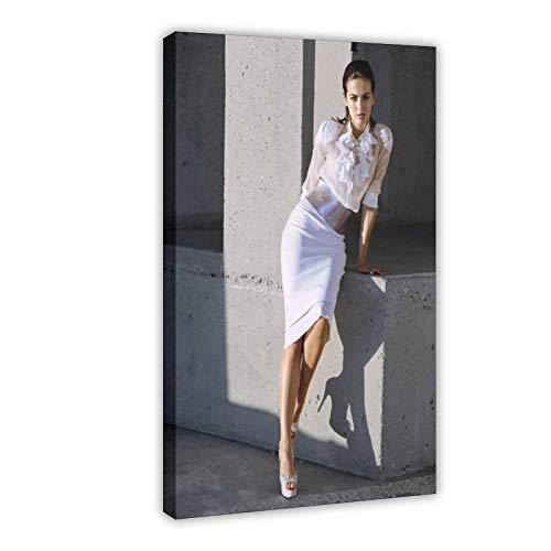 Camila Cabello Star Art Goddess Poster Cantante Regalo Arte Actor Impresión 9 Lienzo Cartel Decoración Dormitorio Deportes Paisaje Oficina Decoración Regalo 50×75cm Frame-style1