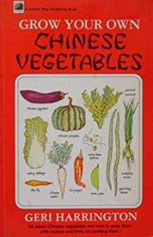 Image for Grow Your Own Chinese Vegetables