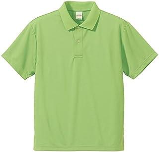 さらさらドライポロシャツ 3枚セット 【XSサイズ】 半袖 UVカット/吸汗速乾 4.1オンス ブライ [並行輸入品]