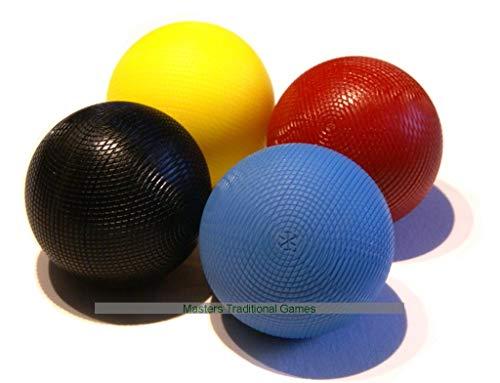 Willhoite Regulation Xtreme Croquet Balls - 1st Colours