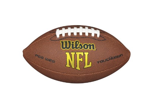 Wilson NFL Touchdown Football - Pee Wee