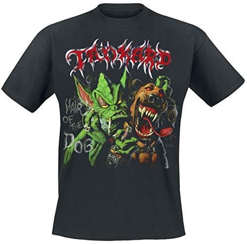 Tankard Hair of The Dog T-Shirt schwarz XL
