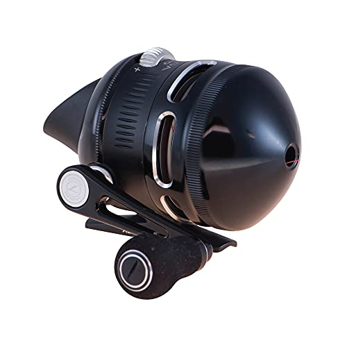 Zebco Omega Pro Spincast Fishing Reel, 7 Bearings (6 + Clutch), Instant Anti-Reverse with a Smooth...