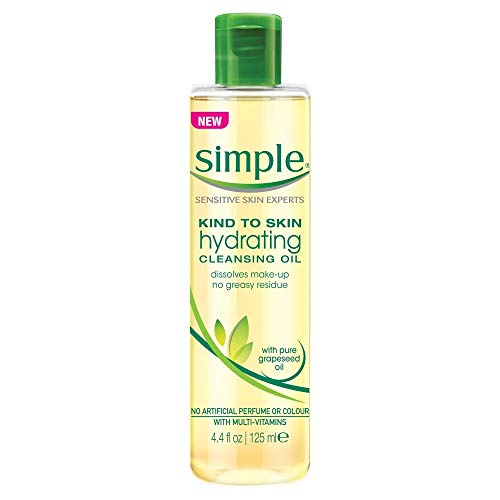 Simple Kind To Skin Hydrating Cleansing Oil 125ml by Simple