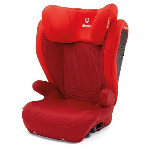 Diono Monterey 4DXT Fix High Back Booster Car Seat with Expandable Height...