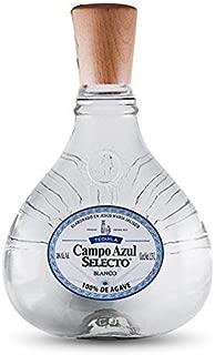 Tequila Campo Azul Selecto Blanco 1.75 L. 100% De Agave