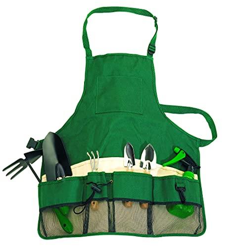 TOPICO 56-0601011 Schutzkleidung & Zubehör - Schürzen, beige/grün