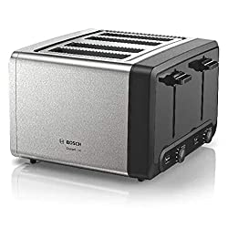 4 Slice Capacity 6 Toast Settings High Lift Function Removable Crumb Tray