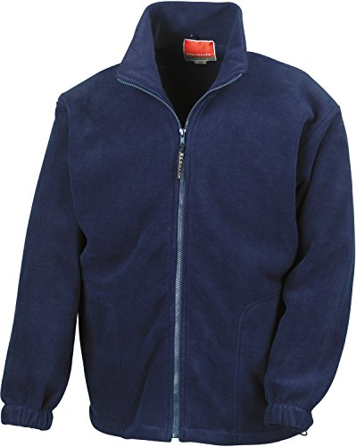 Result Polartherm Jacke 3XL Navy