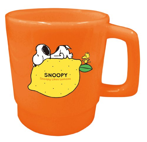 大西賢製販 SNOOPY Mug(マグ) LEMON PR-502