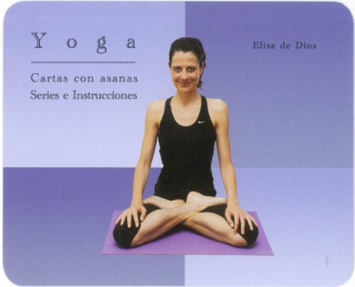 YOGA Cartas de Yoga. Asanas, series e instrucciones.