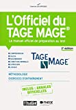 L'Officiel du TAGE MAGE 2e édition