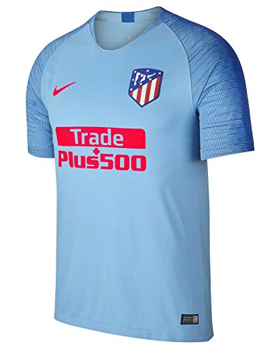 Nike 2018-2019 Atletico Madrid Away Football Soccer T-Shirt Maglia