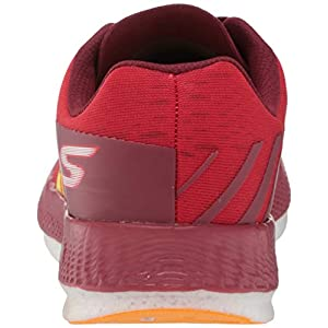 Skechers Go Run Razor 3 Red/Orange Men's 10.5, Women's 12