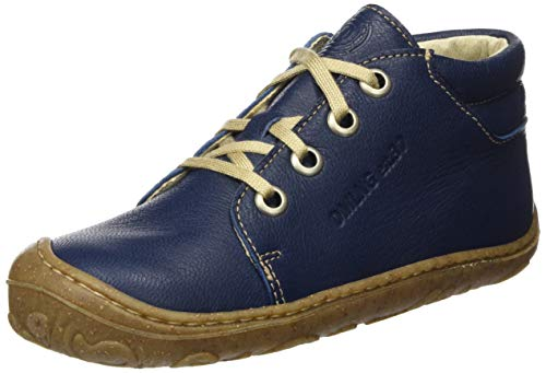 Däumling Unisex Kinder Nori Sneaker, Blau (Laya Jeans 42), 25 EU