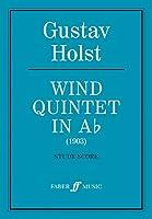 Wind Quintet in a Flat: Study Score
