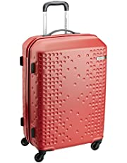 American Tourister Cruze ABS 70 cms Red Hardsided Suitcase (AN6 (0) 00 002)