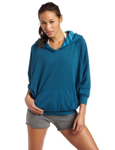 Big Sale Jillian Michaels Collection by K-SWISS Women's Flash Dance Hoody Turquoise- M