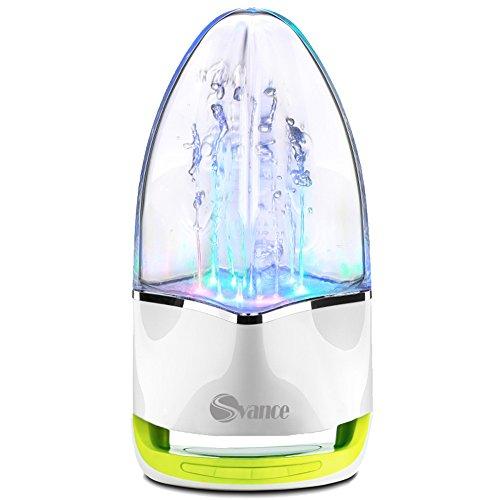 Dancing Water Speake/Portable Wireless Bluetooth Speakers-Powerful...
