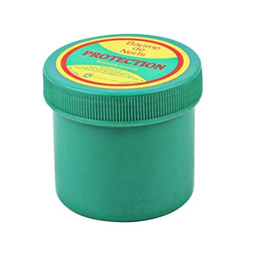 HEALLILY Crema Repelente de Mosquitos Alivio de La Picadura Picaduras de Mosquito Picazón Aceite Refrescante Fresco Aliviar El Dolor Ungüento Verde Bálsamo de Hierbas