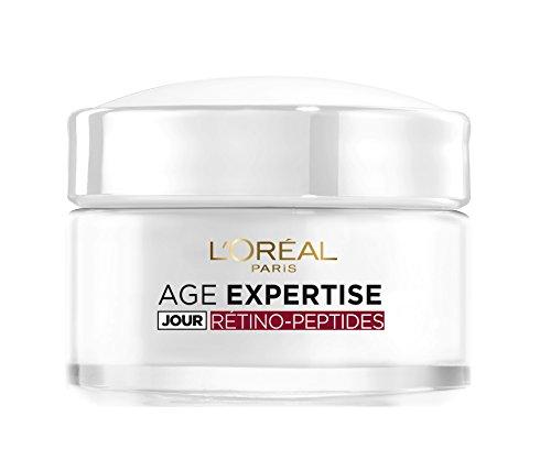 L'Oréal Paris - Age Expertise - Soin Jour Hydratant Anti-Rides Intensif - 45 ans+ - 50 mL