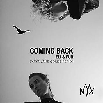 Coming Back (Maya Jane Coles Remix)