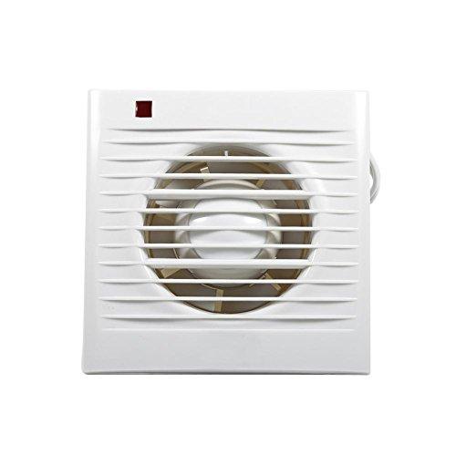 """Ventilador de Baño Ventilador Extractor, Extractor de Ventilación Extractor de Baño de Cocina Sistema de Ventilación(4"""")"""