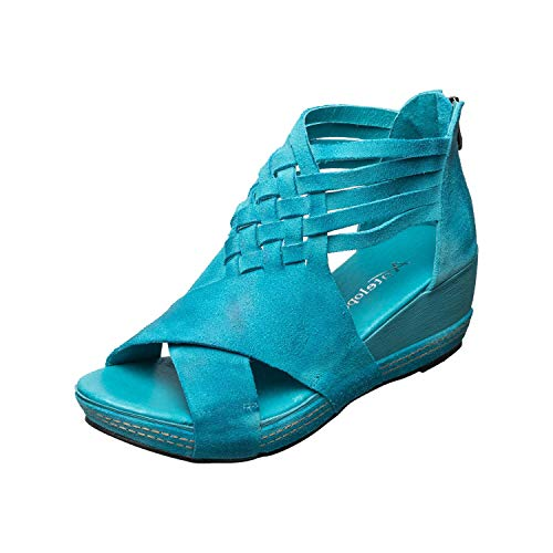 Turquoise Sandals for sale