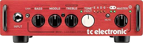TCElectronic『ベースアンプヘッドBH250』