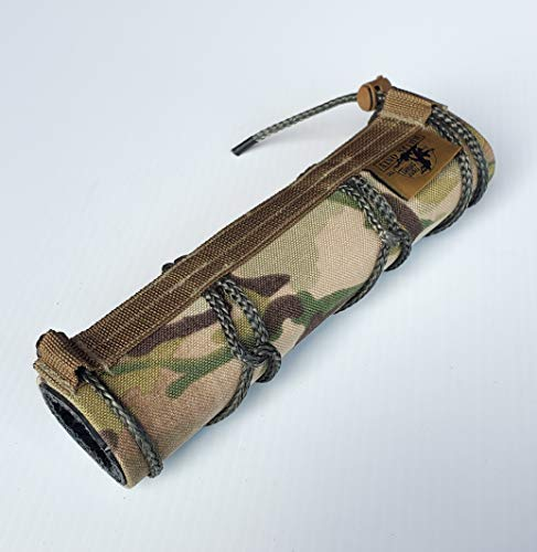 "Rifles Only HAD Suppressor Cover (Multicam, 5"")"