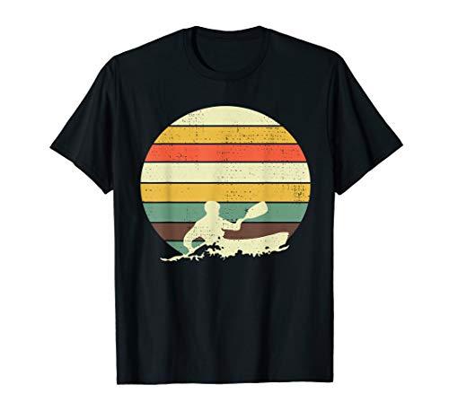 Vintage Retro Kanu Regatta T-Shirt