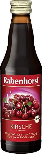 Rabenhorst Kirsche Muttersaft BIO, 6 x 330 ml 6 Stück
