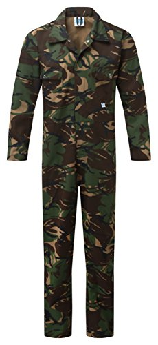 Castle Overall Boilersuit Camo 334