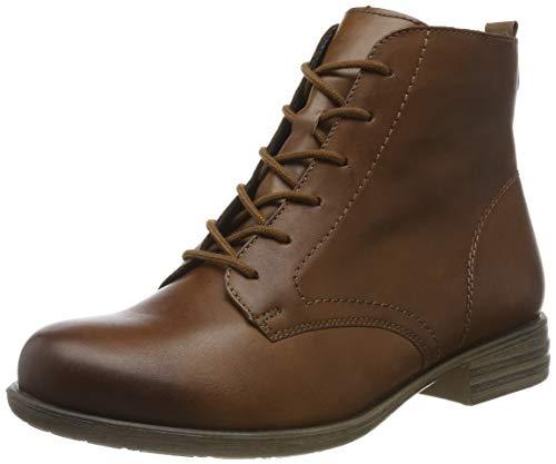 Remonte Damskie botki R0971, brązowy - Braun Muskat 24-37 eu
