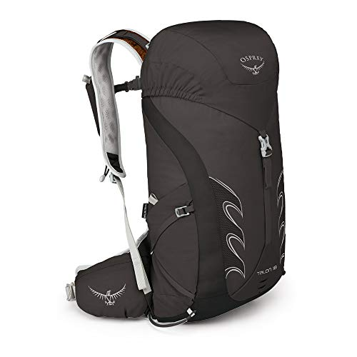 Osprey Talon 18 Men's Hiking Pack - Black (S/M)