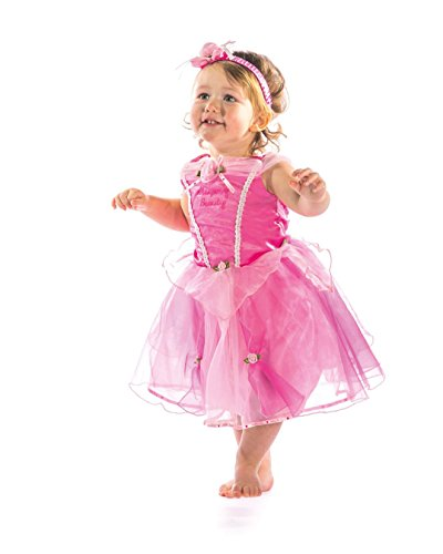 amscan DCPRSB-018 - Costume Bella Addormentata Baby, 1/2 Anni