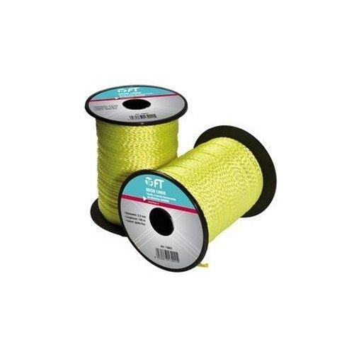 FT Cordonetto Per Edilizia 'Neon Liner' 100 Metri Diam 2,5 Mm Filo Fluorescente In Polipropilene Ad Alta Tenacita'
