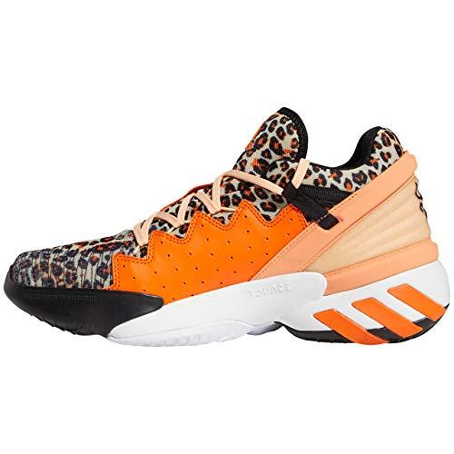 adidas D.O.N. Issue 2 Gca - Zapatillas de baloncesto para hombre, multicolor, color Beige, talla 44 EU