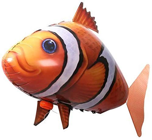Mega Flier - Clown Fish Giant Inflateable RC Flying Fish